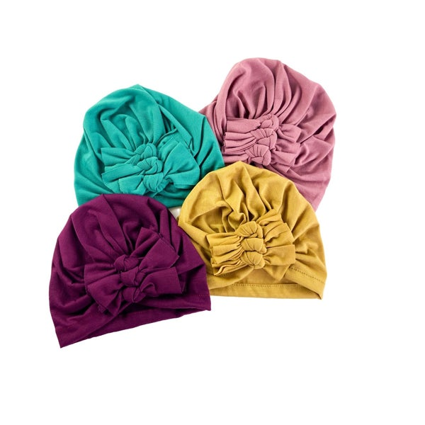 Triple Knot Turbans