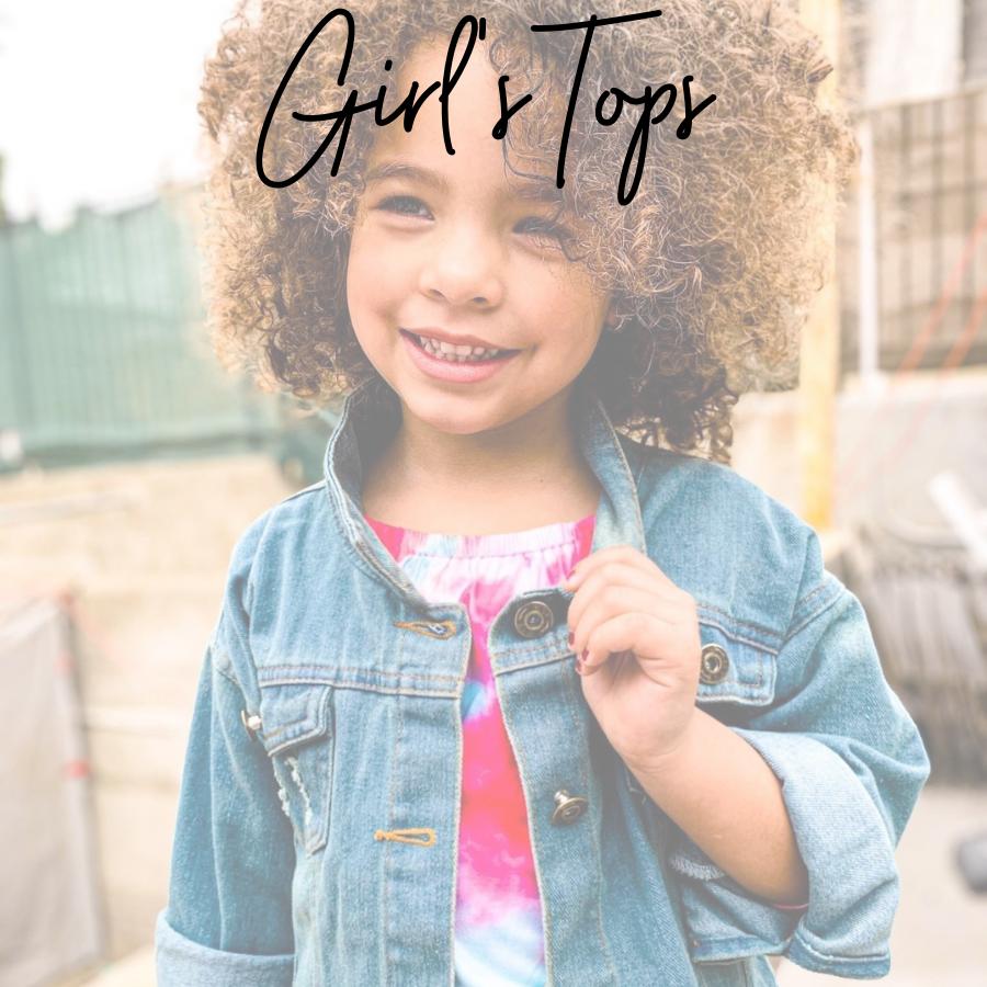 Girl's Tops