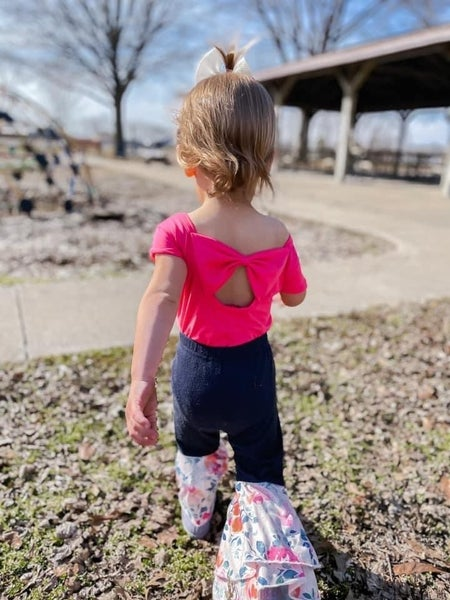 Izabelle Bow Leotards | Bright + Sassy {Various Colors}