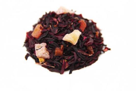 Hawaiian Hibiscus Fruit Botanical Tea (SMALL)
