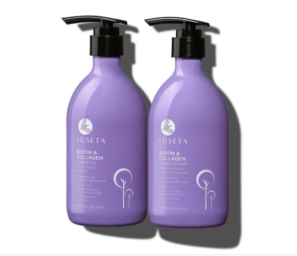 Biotin and Collagen Bundle - Biotin & Collagen Shampoo & Conditioner
