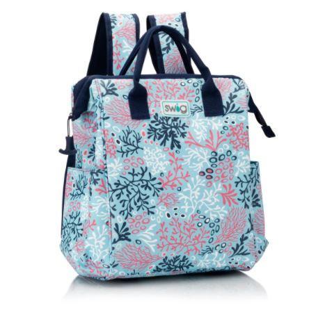 Coral Me Crazy Packi Backpack Cooler