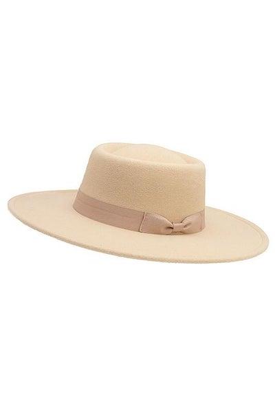 Natural Premium Adjustable Panama Hat