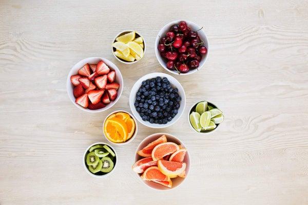 Healthy Lemon Berry Elixir Drink