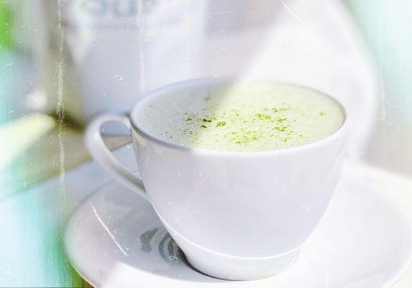 Organic Collagen Skincare Matcha Green Tea Blend