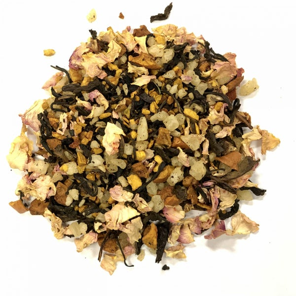 Dark Royal Citrus Wellness Tea
