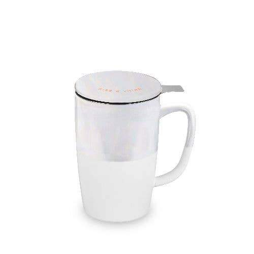 Rise & Shine Tea Mug & Infuser