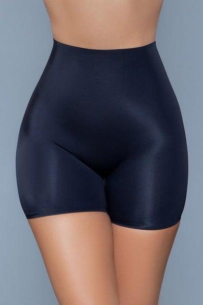 Black Seamless Body Shaper Shapewear Shorts
