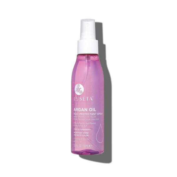 Natural Argan Oil Heat Protection Spray