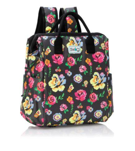 Fleur Noir Packi Backpack Cooler