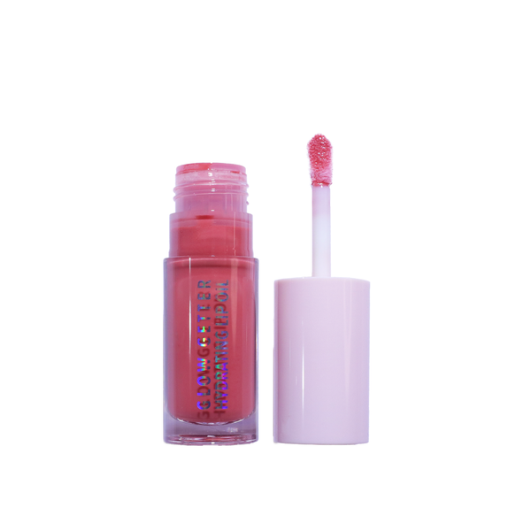 Glow Getter Hydrating Lip Oil - (007 Thankful) by Moira Cosmetics