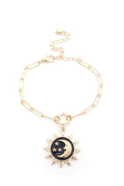 Rise of The Moon Bracelet