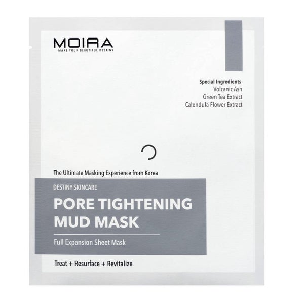 Moira Cosmetics - Face Mask - Pore Tightening Mud Mask