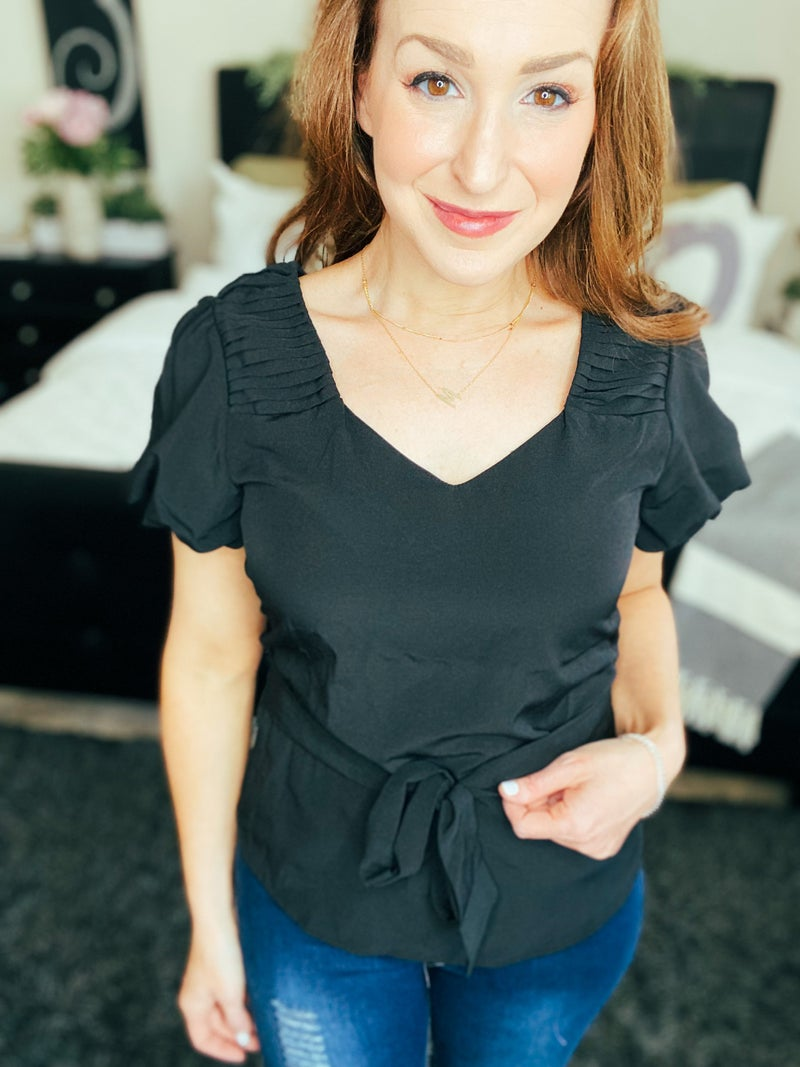 Final Cut Blouse by Milk and Honey