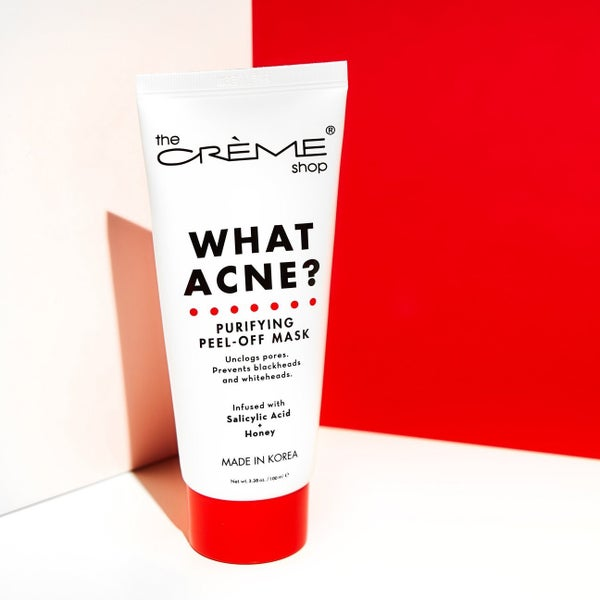 What Acne? Purifying Mask