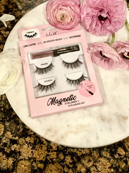 You Can Do It! Magnetic Lashes