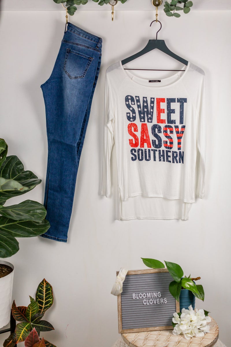 Sweet Sassy Southern Tee