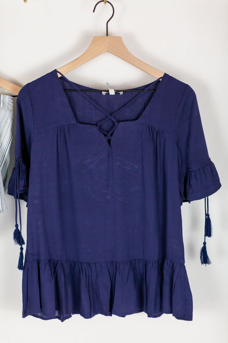Daydreamer Blouse by Skies Are Blue