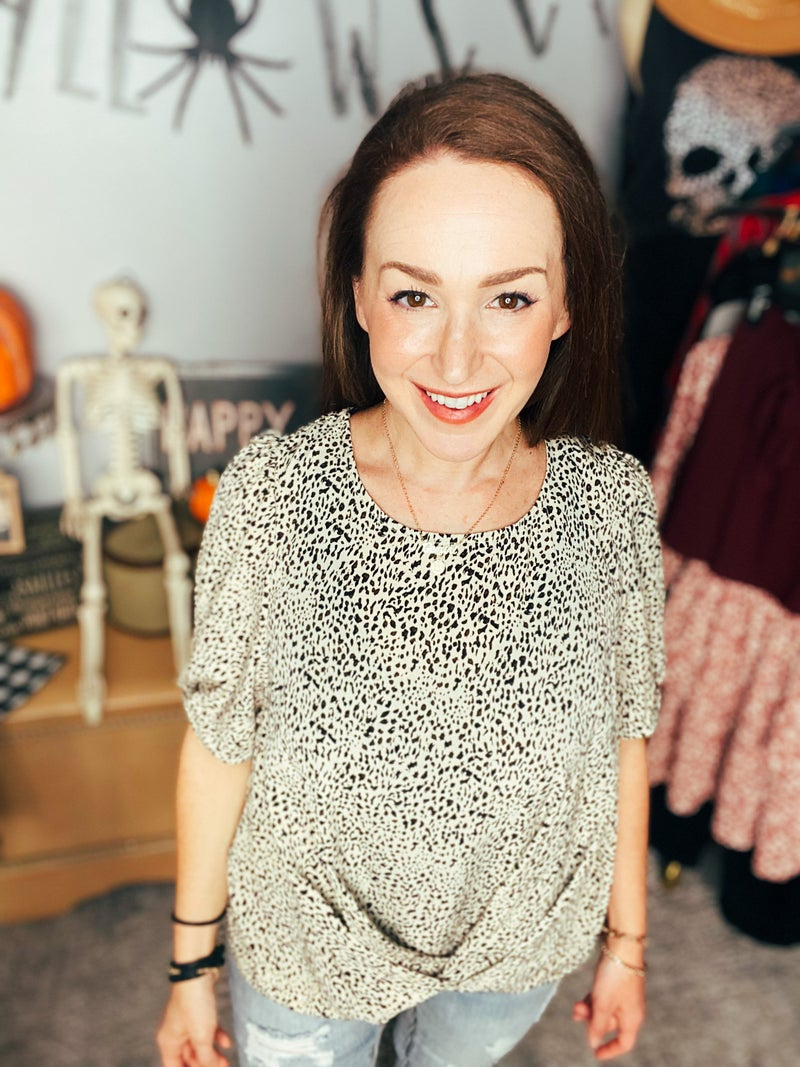 Wild Knot Blouse by Umgee
