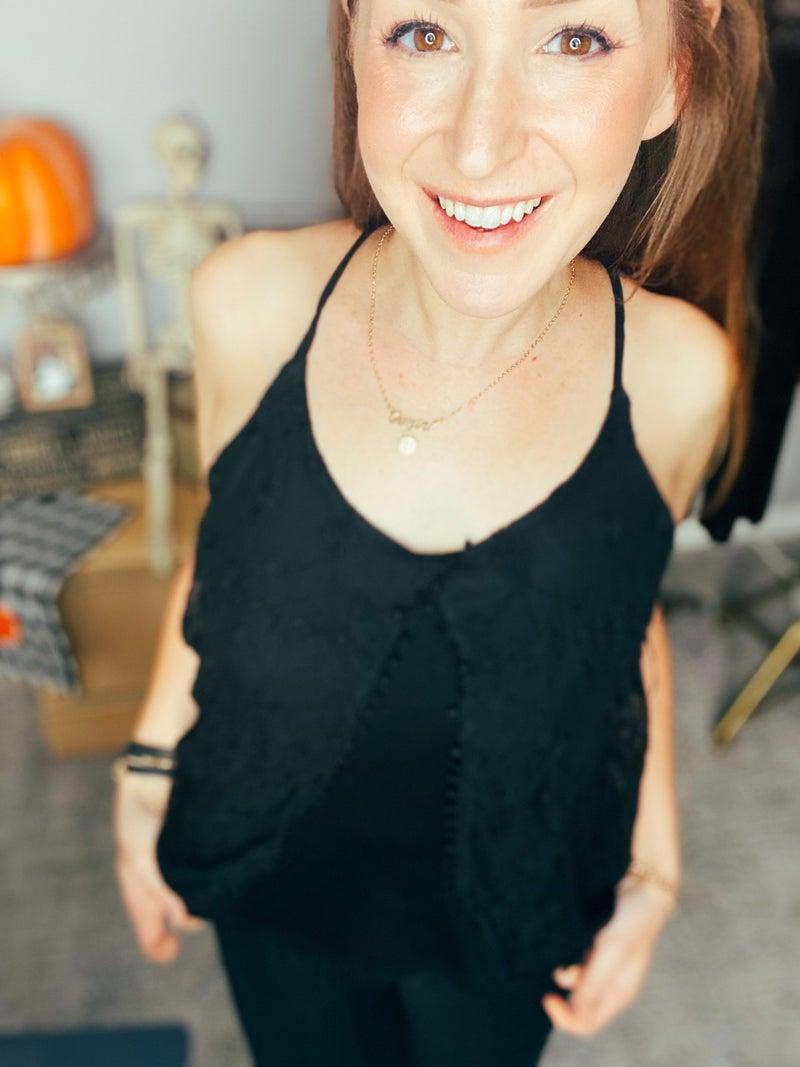 Beautiful Mind Lace Cami
