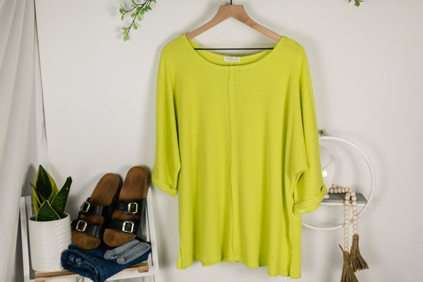 Plus Bright Days Top by Chic Soul