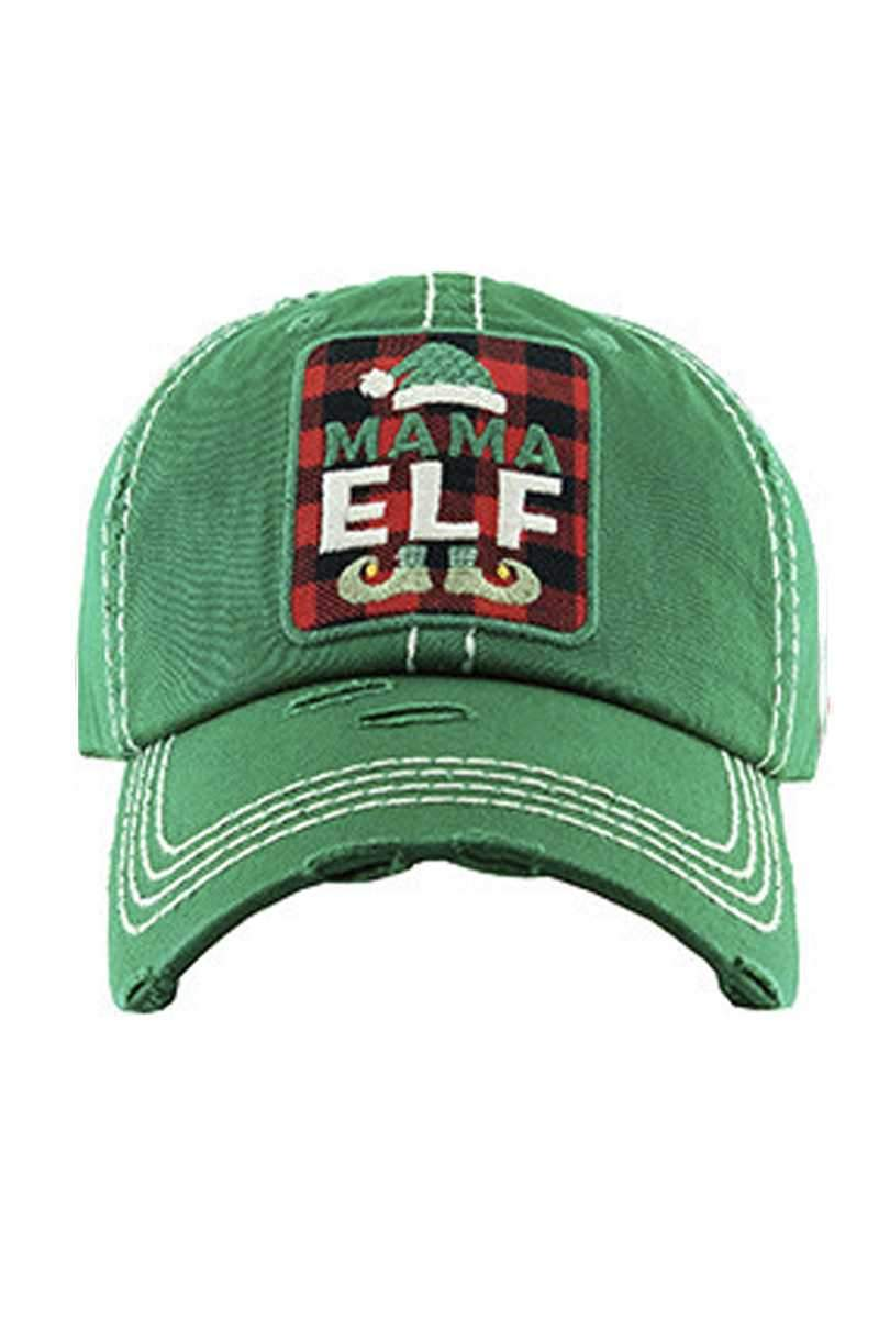 Distressed Holiday Hats