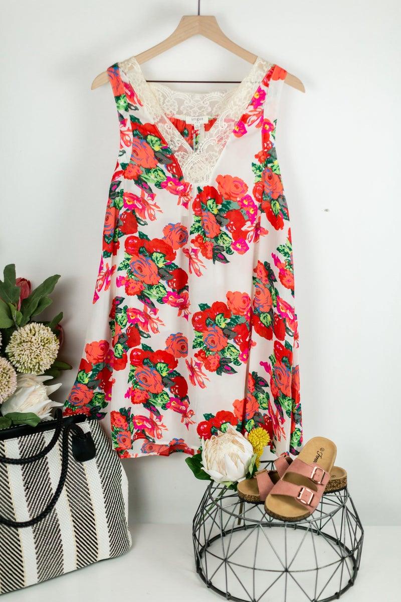 Adalyn Dress By Umgee