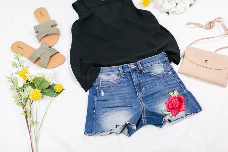 Candy Kiss Shorts by Sneak Peek