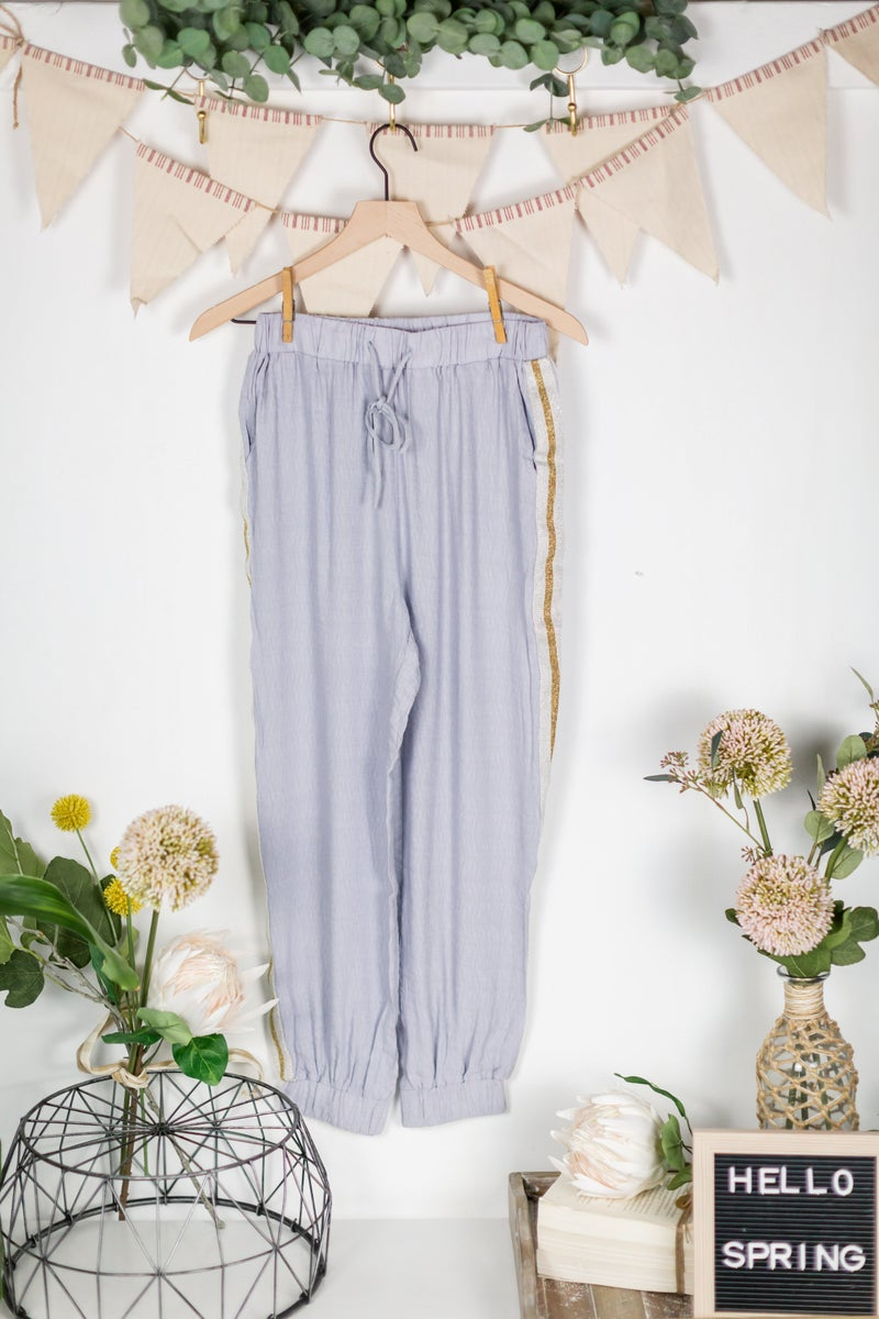 Lilac Drive Joggers by Mustard Seed