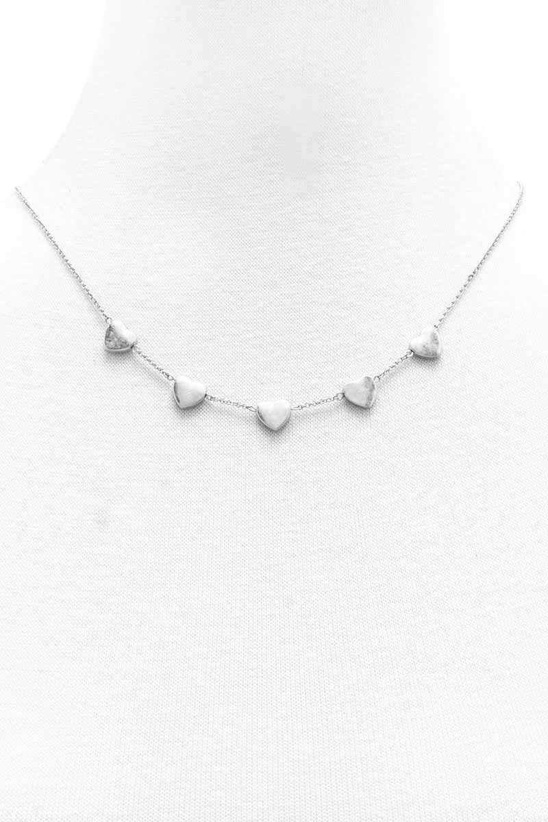 Got My Heart Necklace