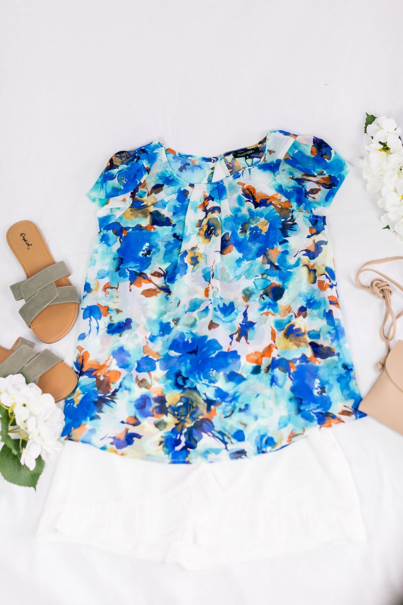 Morning Glow Blouse by Papermoon