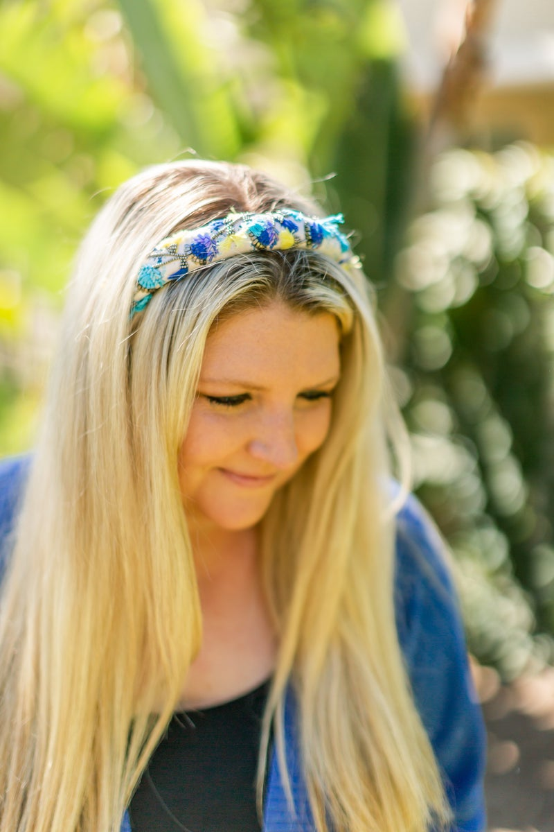 Sun and Sunshine Headband