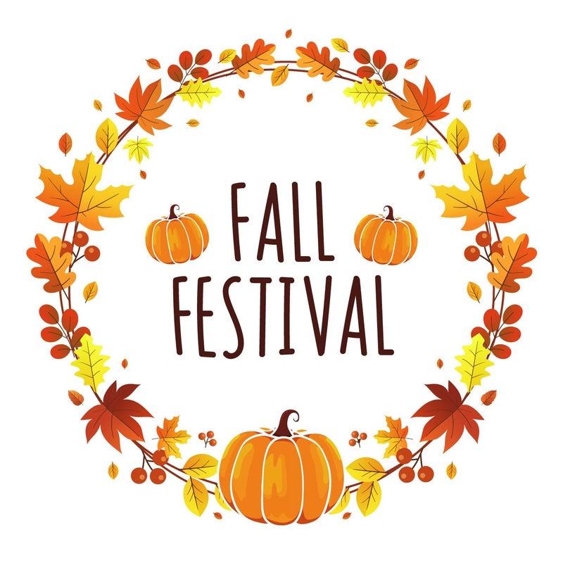 Fall Festival Accessories