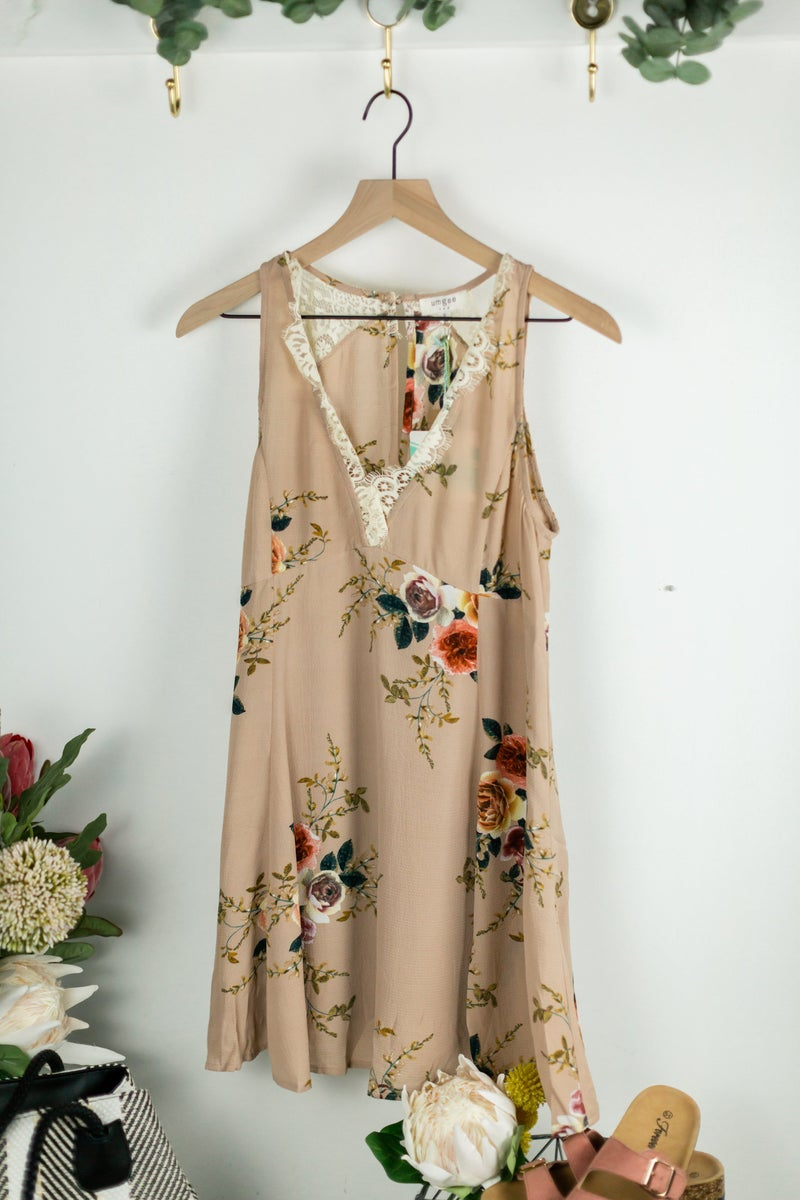 Kyra Dress By Umgee