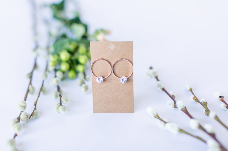 The Best Is Yet To Come Earrings
