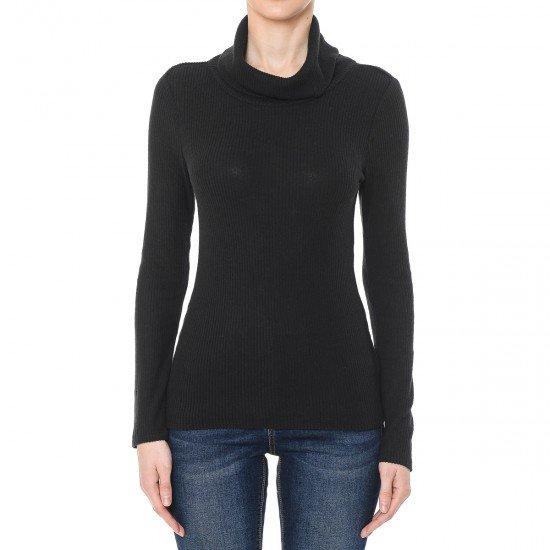The Classic Cowl Neck Sweater