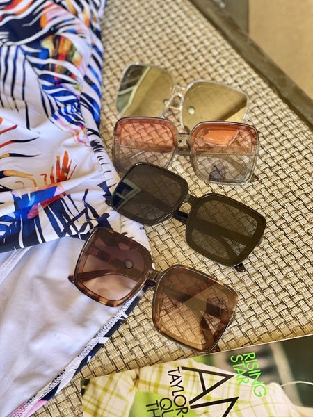 Here For The Sun Sunnies