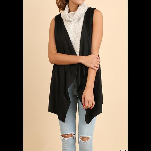 Cowgirl Up Vest by Umgee