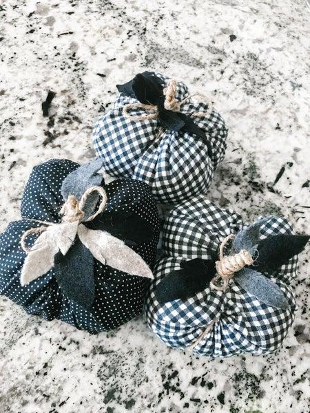 Hello Gourdgeous Handmade Pumpkins