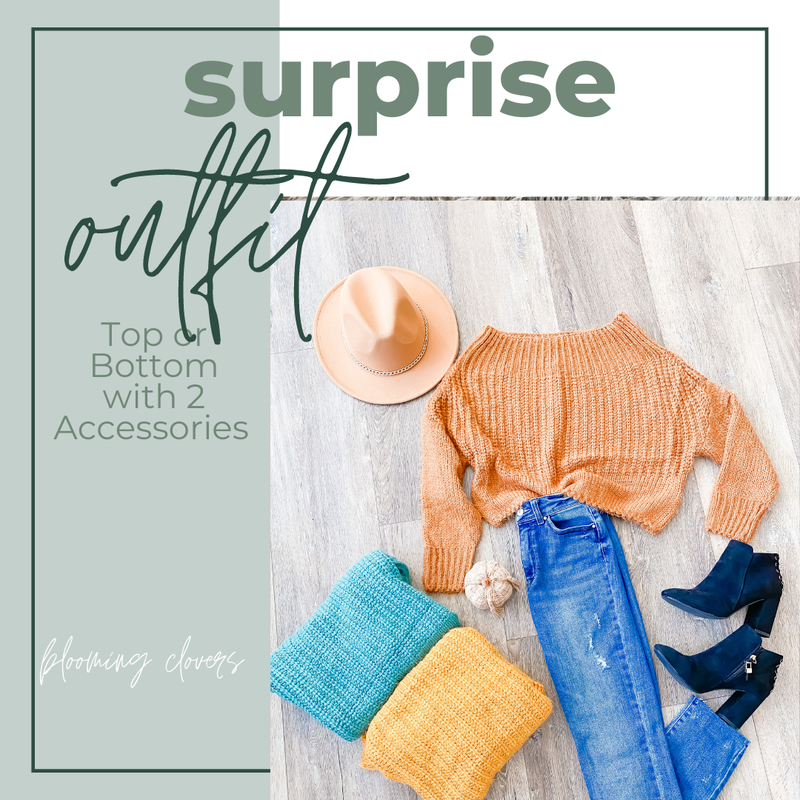 Surprise Outfit!