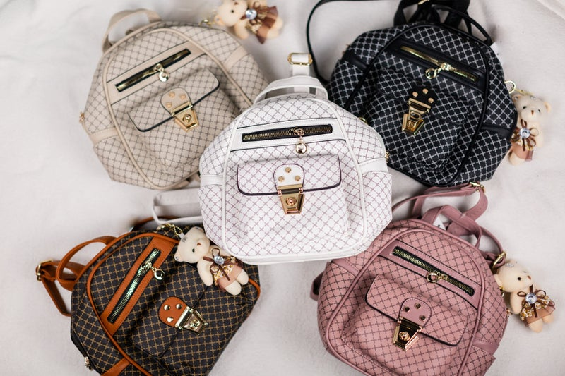 Beary Cute Mini Backpack