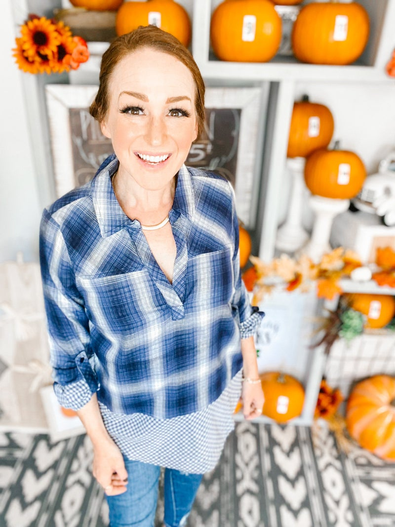 Fall For a Blouse