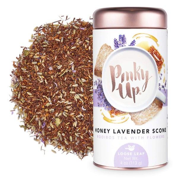 Pinky Up - Honey Lavender Loose Leaf Tea
