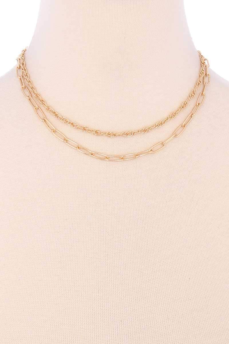 Wrapped Around You Necklace