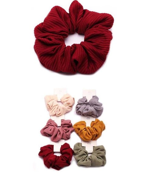 Turn of Events Scrunchie