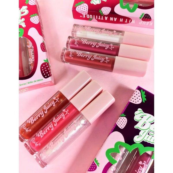 Berry Juicy Lip Gloss Set