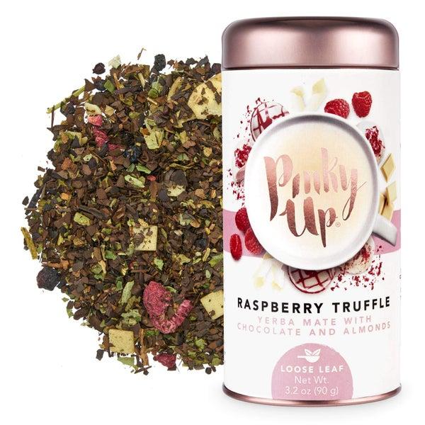Pinky Up - Raspberry Truffle Loose Leaf Tea