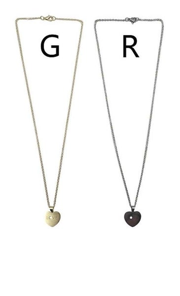 Love Necklace or Earrings