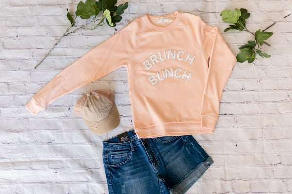 Brunch Bunch Pullover