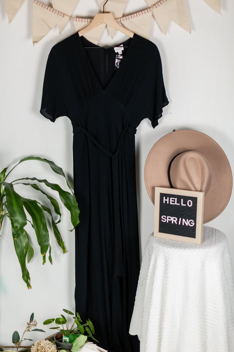 It's Now Or Never Jumpsuit by Le Lis